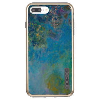 Claude Monet Wisteria Fine Art Floral GalleryHD Incipio DualPro Shine iPhone 8 Plus/7 Plus Case