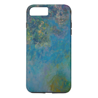 Claude Monet Wisteria Fine Art Floral GalleryHD iPhone 7 Plus Case