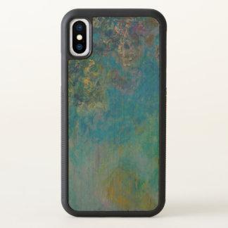 Claude Monet Wisteria Fine Art Floral GalleryHD iPhone X Case