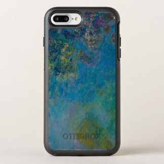Claude Monet Wisteria Fine Art Floral GalleryHD OtterBox Symmetry iPhone 8 Plus/7 Plus Case