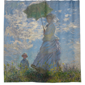 Claude Monet Woman with a Parasol GalleryHD Art