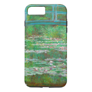 Claude Monet's Japanese Footbridge iPhone 7 Plus Case