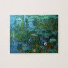Claude Monet's Nymphéas Jigsaw Puzzle