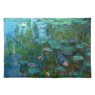 Claude Monet's Nymphéas Placemat
