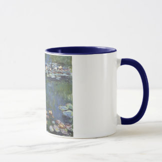 "Claude Monet's ""Waterlilies"" Coffee Mug"