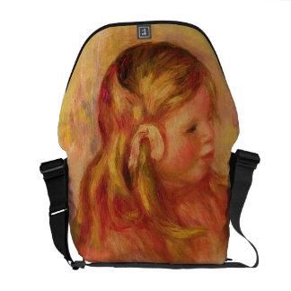 Claude Renoir, 1908 (oil on canvas) Messenger Bag