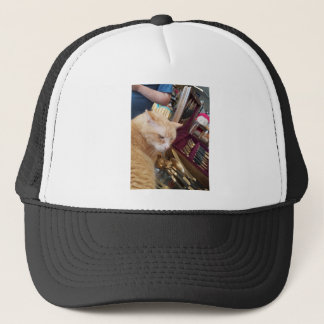 Claude Trucker Hat