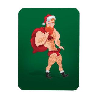 Claus saint magnet