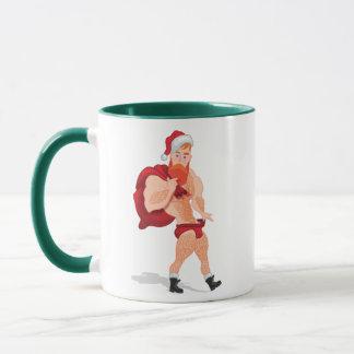 Claus saint mug
