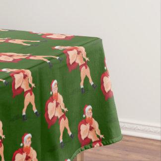 Claus saint tablecloth