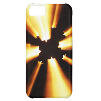 Clause  Christian Decoration Tree Ornaments Light iPhone 5C Case