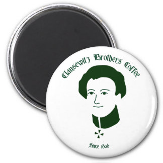 Clausewitz Brothers Fridge Magnet