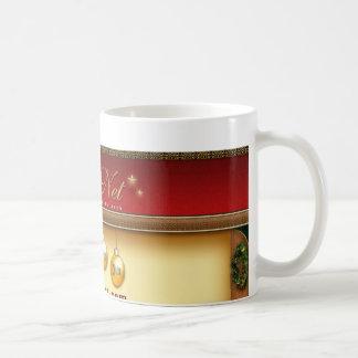 ClausNet Member Hot Cocoa Mug