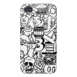 claustrophobic iPhone 4 cover