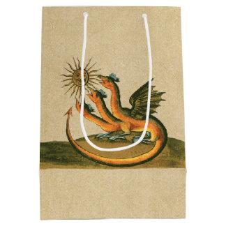 Clavis Artis Dragons Medium Gift Bag