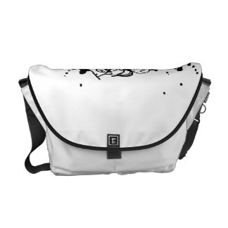 Claw Lynx Messenger Bags