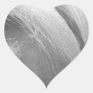 Claw Heart Sticker
