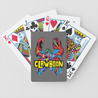 Clawboon Bicycle Playing Cards