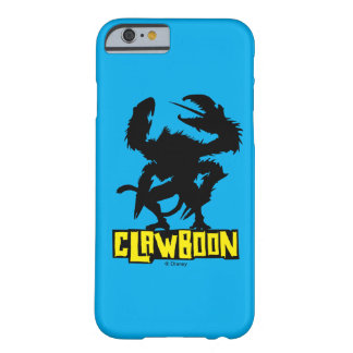 Clawboon Silhouette Barely There iPhone 6 Case