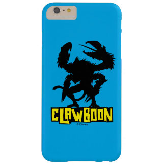 Clawboon Silhouette Barely There iPhone 6 Plus Case