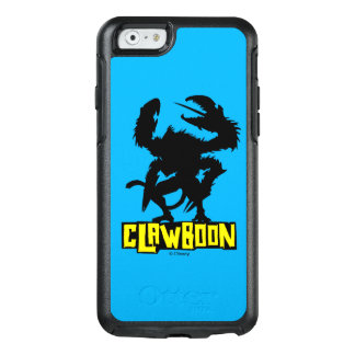 Clawboon Silhouette OtterBox iPhone 6/6s Case