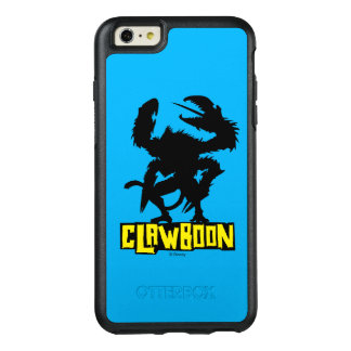 Clawboon Silhouette OtterBox iPhone 6/6s Plus Case