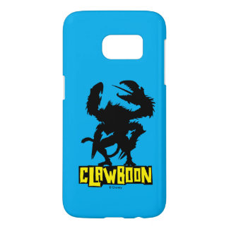 Clawboon Silhouette Samsung Galaxy S7 Case