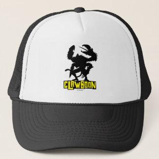 Clawboon Silhouette Trucker Hat