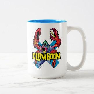 Clawboon Two-Tone Coffee Mug