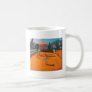 Clay Court Tennis Lapad Croatia 2012 Coffee Mug