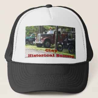 Clay Histor... Trucker Hat