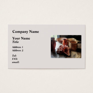 Clay Pitchers Bowl And Baskets Business Card