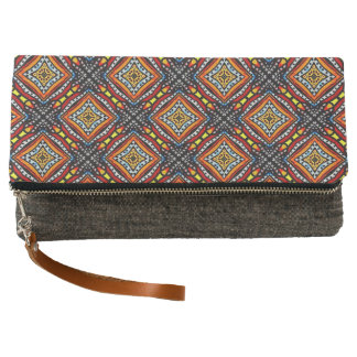 Clay Tiles Clutch