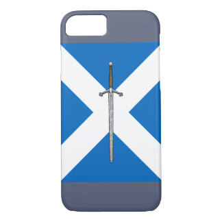 Claymore and Saltire iPhone 8/7 Case