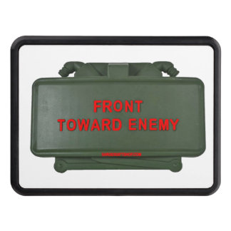 CLAYMORE MINE HITCH COVER