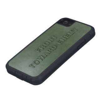 Claymore Mine iPhone 5 Cover