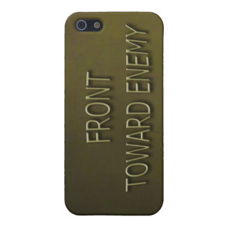 Claymore Mine Phone Cover Mk II Cover For iPhone 5/5S