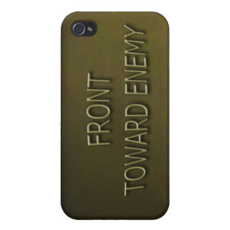 Claymore Mine Phone Cover Mk II iPhone 4 Case