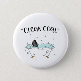Clean Coal Trump Button