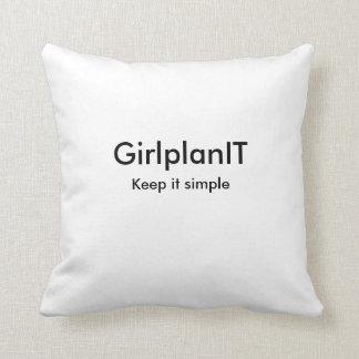 Clean Pillows - Clean Throw Pillows Zazzle