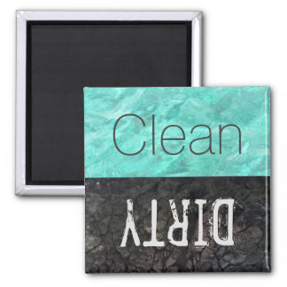 Clean | Dirty Dishes Dishwasher Magnet