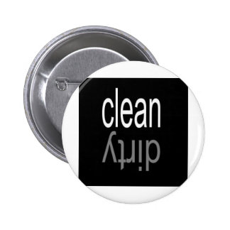 Clean/Dirty Dishwasher Magnet Button