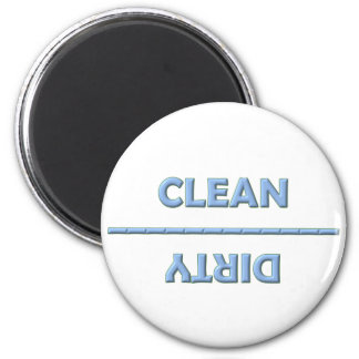 Clean-Dirty Magnet