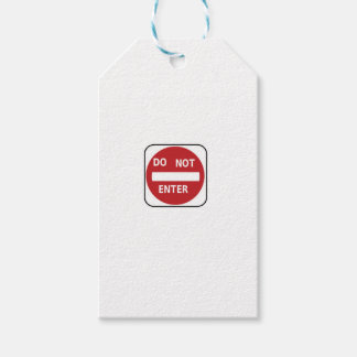 clean dne pack of gift tags