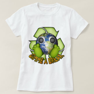 Clean Earth - Recycle T-Shirt