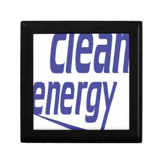 Clean energy gift box
