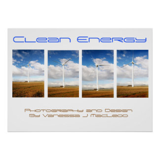 Clean Energy II Poster