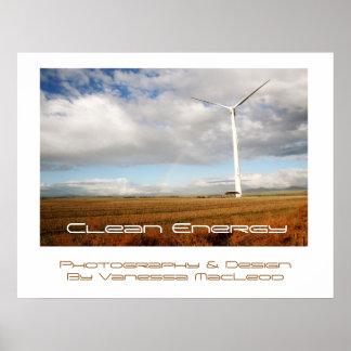 Clean Energy III Poster