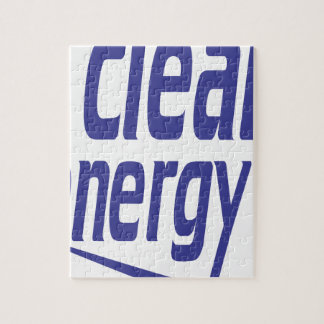 Clean energy jigsaw puzzle