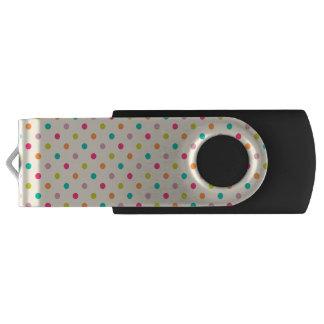 Clean Harmonious Humorous Fair Swivel USB 2.0 Flash Drive